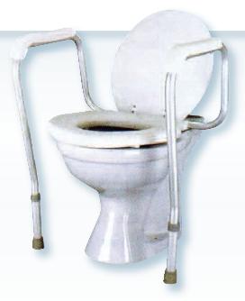 rialzo stabilizzante regolabile per wc